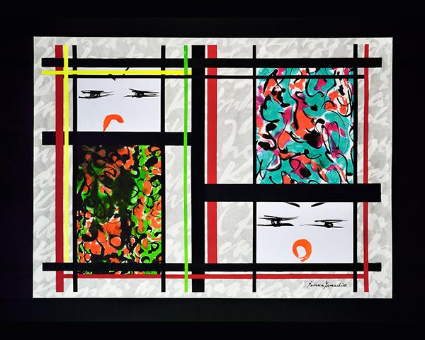 Kabuki – Entre planos y curvas. Muestra 2017-2018